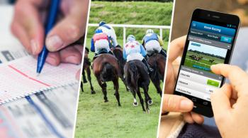 horse racing mobile bets